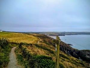 Pembrokeshire in September