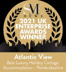2021 UK Enterprise Award Winner
